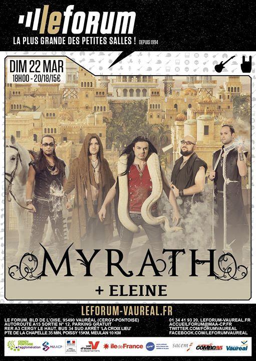 Myrath  Eleine  .leforum
