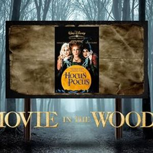 Movie in the Woods Houston TX