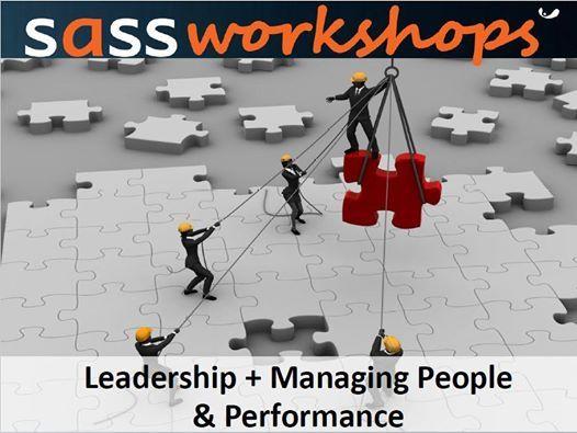 Leadership - Managing People & Performances Workshop