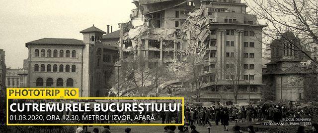Cutremurele Bucuretiului secolul