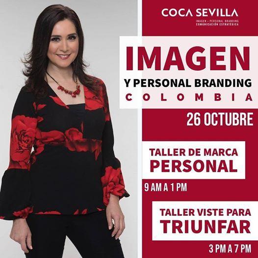 Imagen y Personal Branding Colombia - Coca Sevilla