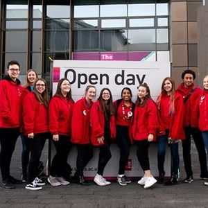 Undergraduate Open Day Stoke-on-Trent