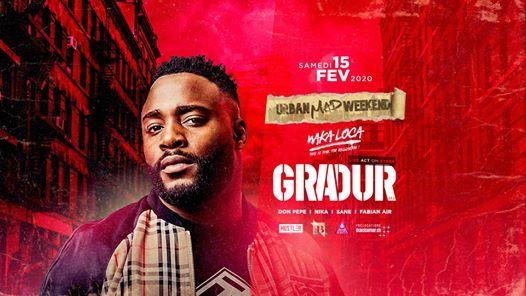 Waka Loca  Gradur (showcase live)