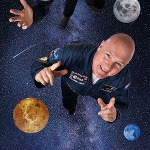 Andr Kuipers en Sander Koenen - Space Academy Live