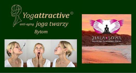 Yogattractive Bytom Iza - Warsztaty Jogi Twarzy we Wrocawiu