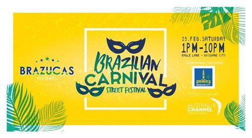 Brazilian Carnival  Street Festival 2020