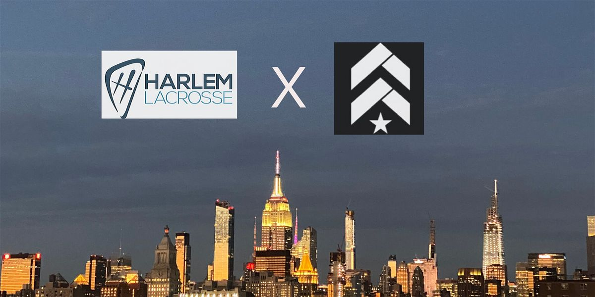 Harlem Lacrosse x Barrys Bootcamp Charity Class