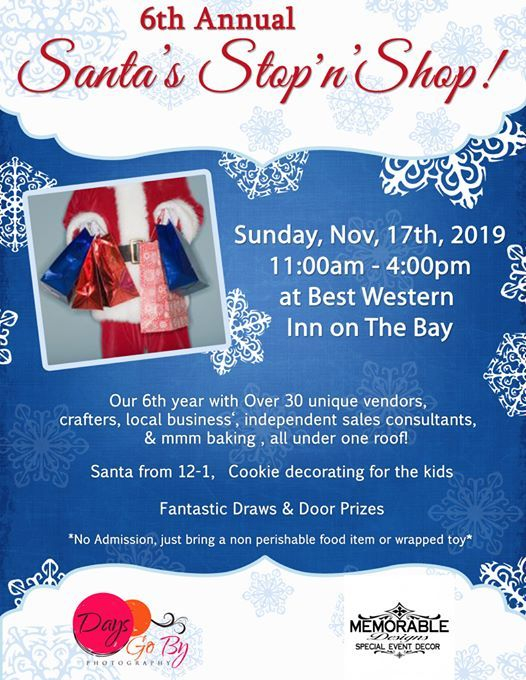 6th Annual Santas Stopnshop At Days Go By Photography Owen