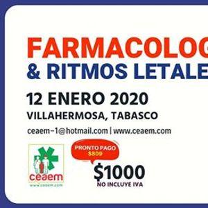 Farmacología Ritmos Letales At Villahermosa Tabasco