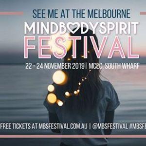 Sound Meditation at Mind Body Spirit festival