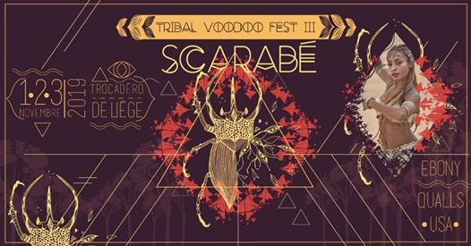 Tribal Voodoo Fest III - Scarab