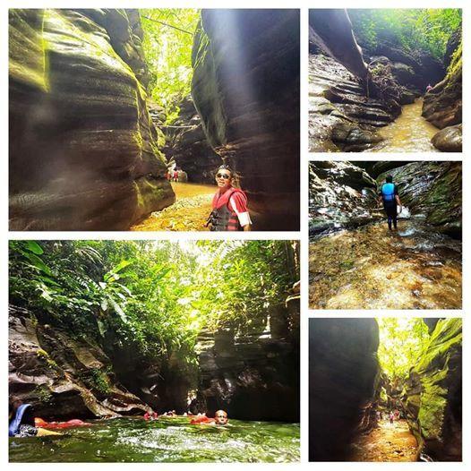 Guanapo Gorges Exploration
