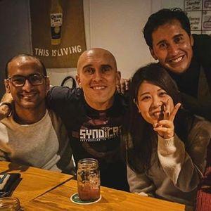 Sams Bars Fridays International Night