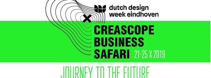 Creascope Business Safari  Dutch Design Week