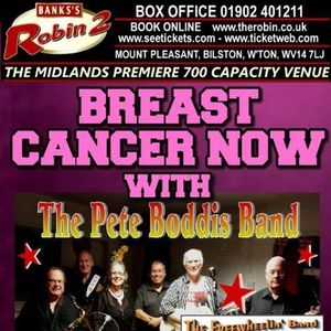 The Robin 2 presents Pete Boddis Band  Freewheelin Band