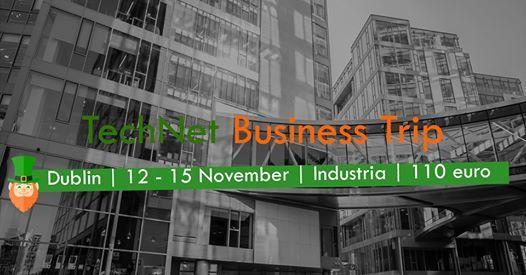TechNet Business Trip 2019