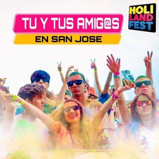 LA SABANA COLOR FEST 2019 COSTA RICA