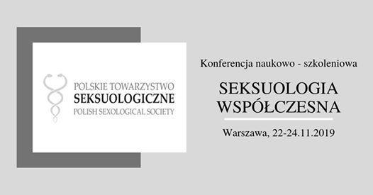 Konferencja PTS - Seksuologia Wspczesna