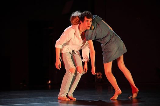 Auditions (14-20ans) Jours tranges de Dominique Bagouet