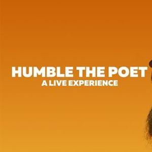 Humble The Poet live at Komedia - Brighton