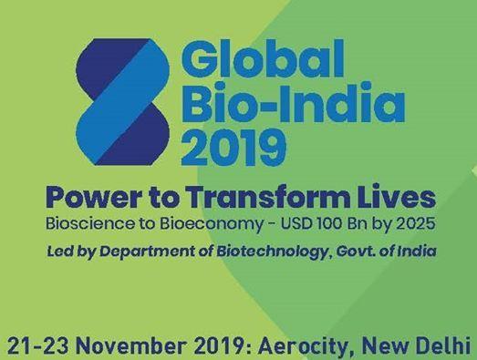 Global Bio-India 2019
