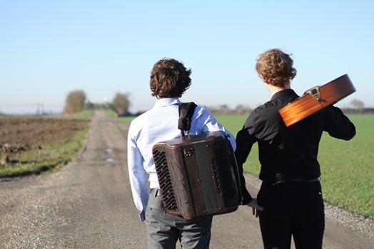 Jrmy Dutheil & Solal Poux I Jazz Manouche