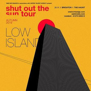 Low Island live at Chalk - Brighton