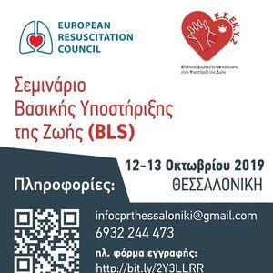 Bls Provider Course 12 & 13-10-19 ()