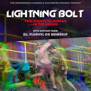 Lightning Bolt at The Underworld Camden - Day 1