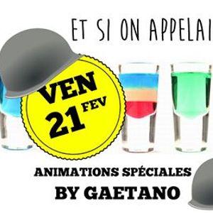 Le Cocktail - Soire Shooters - Vend 21 Fev