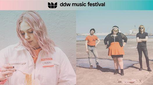 Sheer Mag  Lauran Hibberd  DDW Music Festival