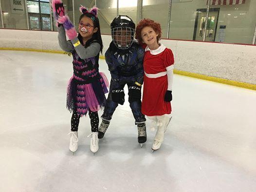 Not so Spooky Skate