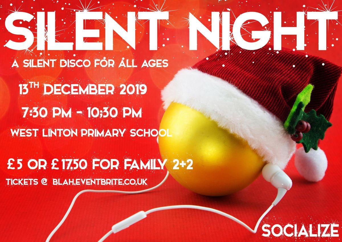 Silent Night  -  A Silent Disco