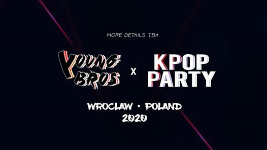 Young Bros KPOP Wroclaw 2020