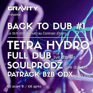 BACK to DUB with THK Full Dub Soulprodz by Gravity