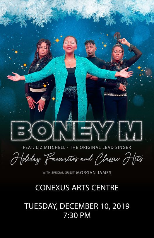 Boney M Holiday Favourites and Classic Hits