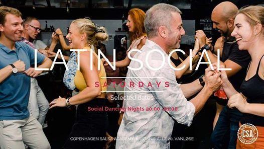 Latin Social Saturday Party