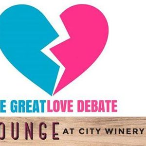 The Great Love Debate in the Lounge
