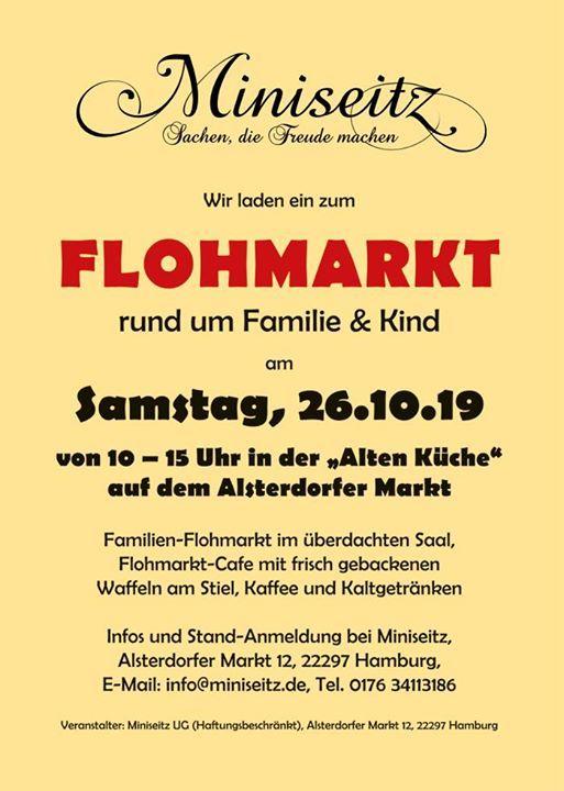 Flohmarkt Alsterdorf