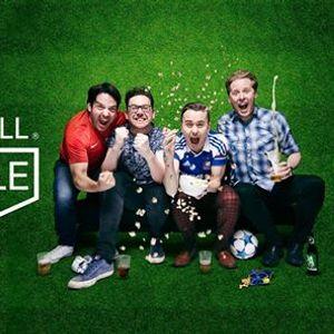 The Football Ramble - live  20. april  Bremen Teater