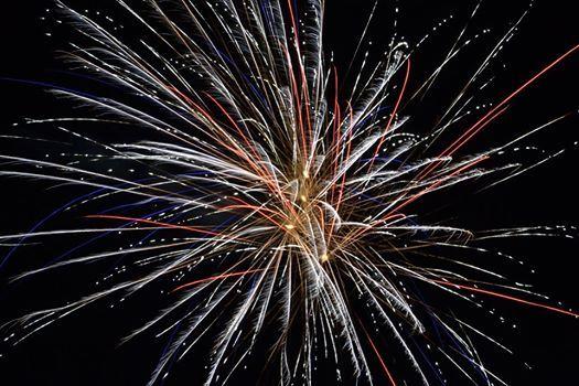 Healing Lens - Fireworks Reveal