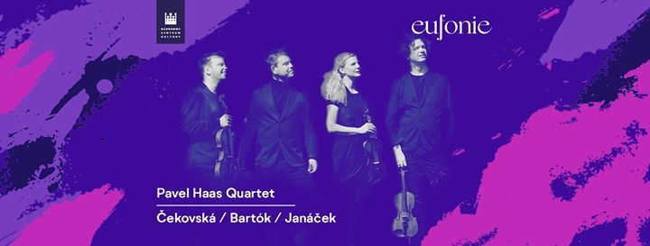 Pavel Haas Quartet  Festiwal Eufonie