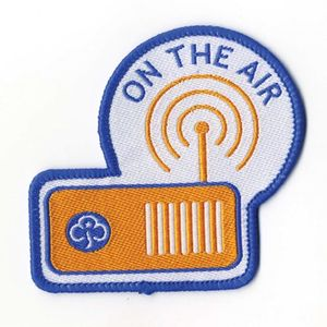 Thinking Day on The Air  Open to all levels of Girl Scouts