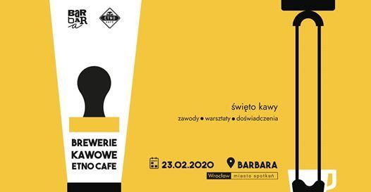 Brewerie Kawowe 2020  wito kawy