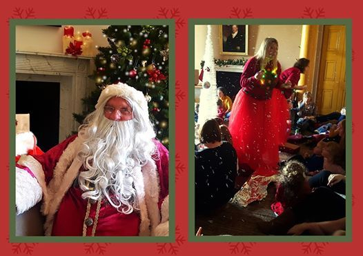Father Christmas & The Elves Workshop - The New Christmas Clock