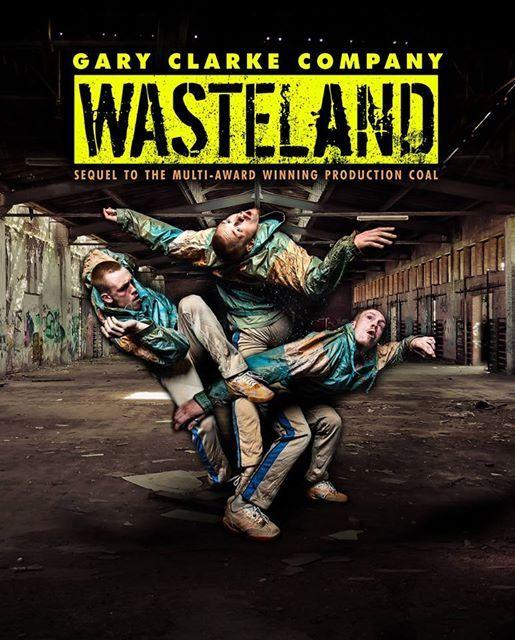 Gary Clarke presents Wasteland