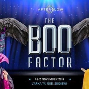 The Boo Factor - Halloween at L-Arka ta Noe