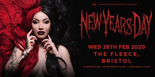 New Years Day at The Fleece Bristol