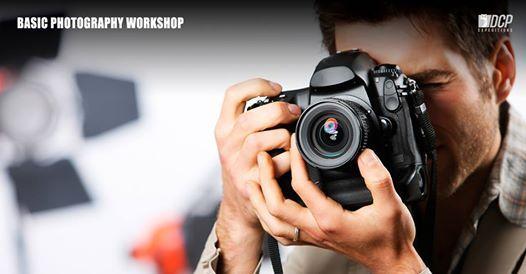 Basic Photography Workshop - Bengaluru November 2019