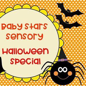 Baby Stars Sensory - Halloween Special
